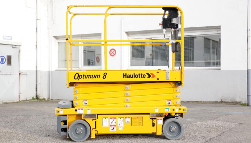 электрический haulotte optimum 8 фото