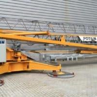 Potain HD 32 башенный кран