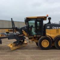 John Deere 772G - 19,5 тонны в аренду