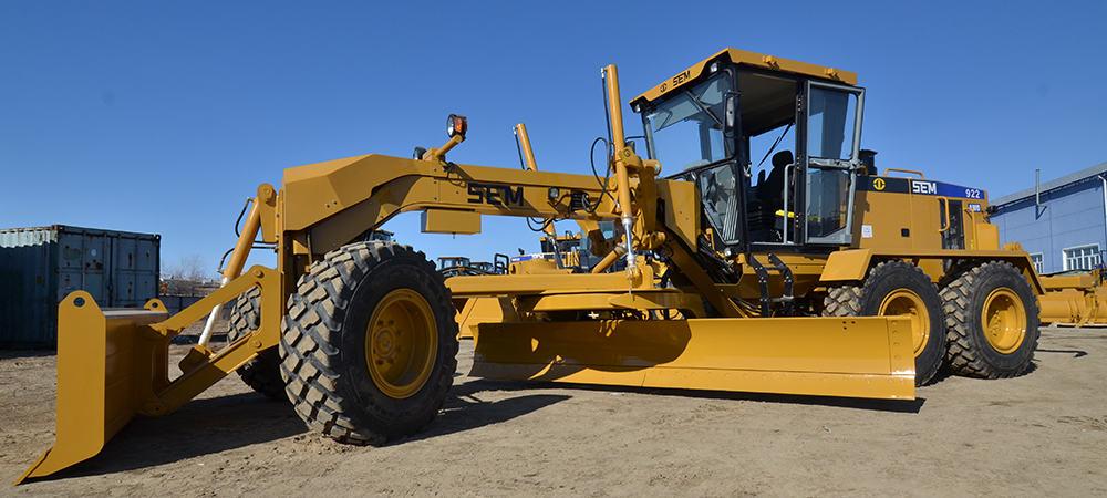 SEM 922AWD - 16,5 тонн в аренду