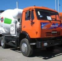 Аренда Tigarbo 7DA на шасси КАМАЗ 53229