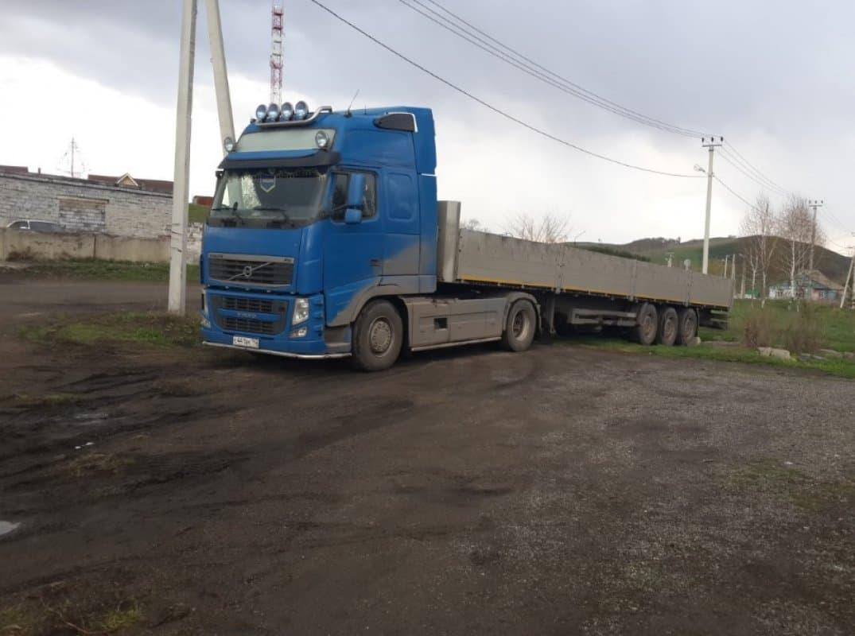Volvo 12 метров в аренду