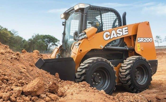 CASE SR200 в аренду