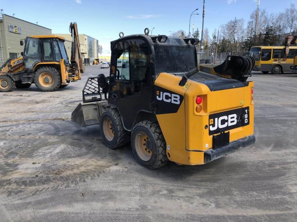 JCB 190 в аренду