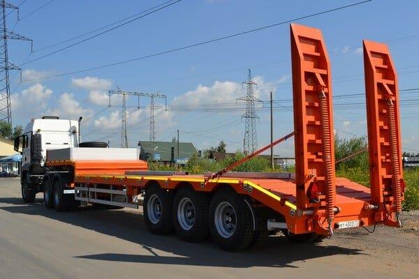 Трал 15-25 тонн в аренду